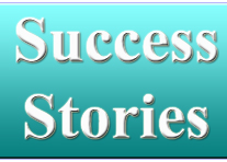 used success stories button cropped aqua